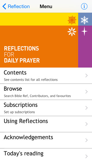 Reflections for Daily Prayer Daily Bible Notes from the Church of England