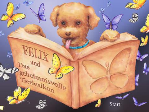 Felix und das geheimnisvolle Tierlexikon