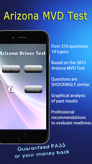 Arizona Driver Permit Test 2015 – DMV Written Exam Prep Free