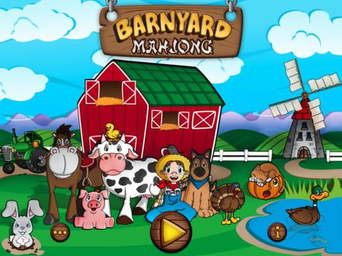 Barnyard Mahjongscreeshot 1