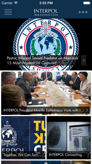 INTERPOL Washington