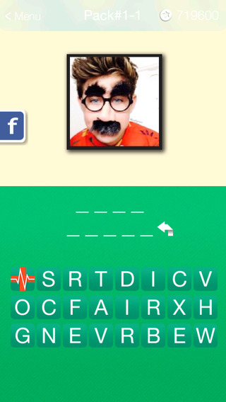 Guess The Viner - Do You Know Your Vine Celebrities and Stars Quiz Yourself In This Free Word Trivia