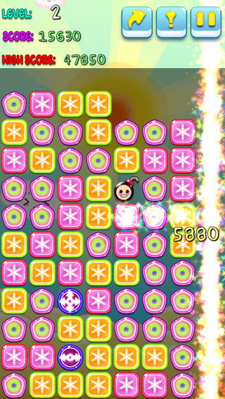 Cute Candy Rush