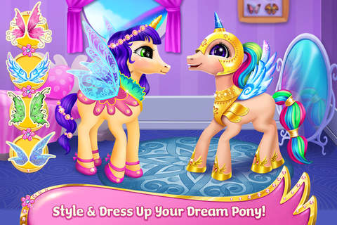 Screenshot 1 Coco Pony - My Dream Pet