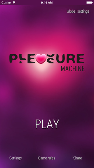 Pleasure Machine – Couple erotic game