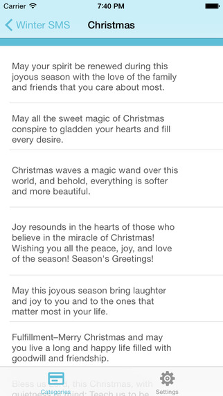 玩免費書籍APP|下載Winter SMS Quotes - Christmas and New Year Messages app不用錢|硬是要APP
