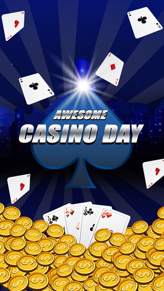 Awesome Casino Day: Scatter and Bonus Crazy