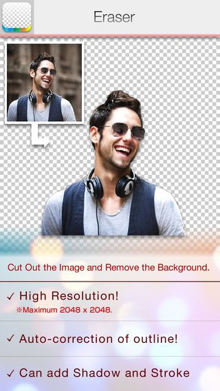 Background Eraer HD - Cut Out Images Background Remover