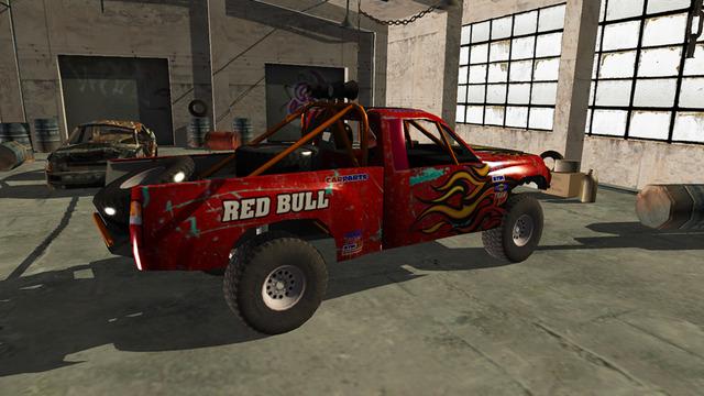 Daredevil Power Trucks Racing