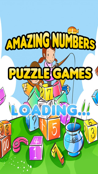 A Amazing Numbers Puzzle Game