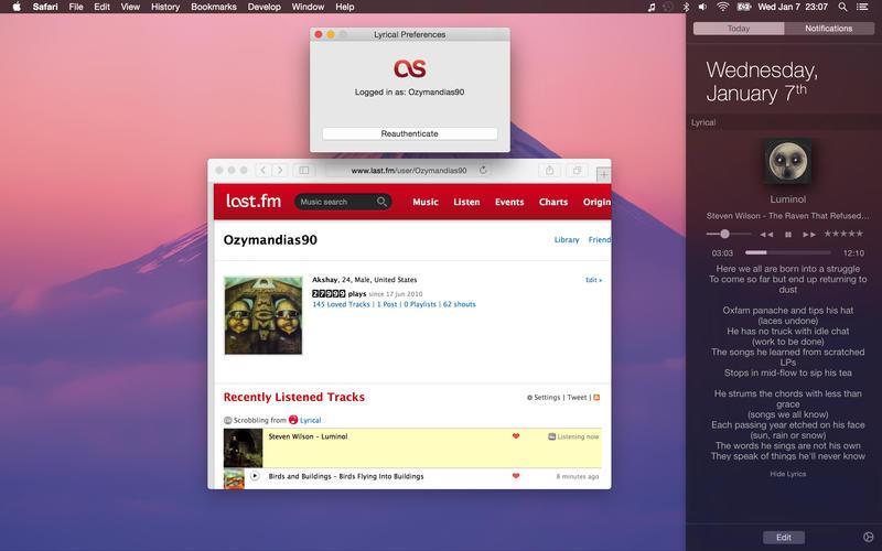 Lyrical Screenshot - 3