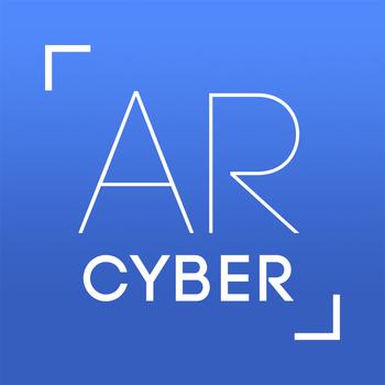 Cyber AR LOGO-APP點子
