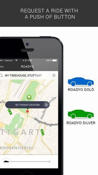 Roadyo - On demand taxi booking