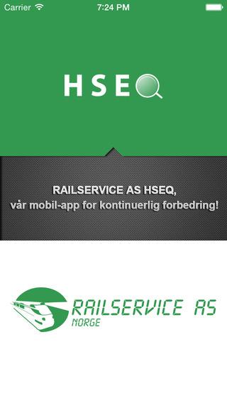 Railservice HSEQ