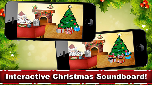 Christmas Eve Jingles - Free Interactive Sound Board