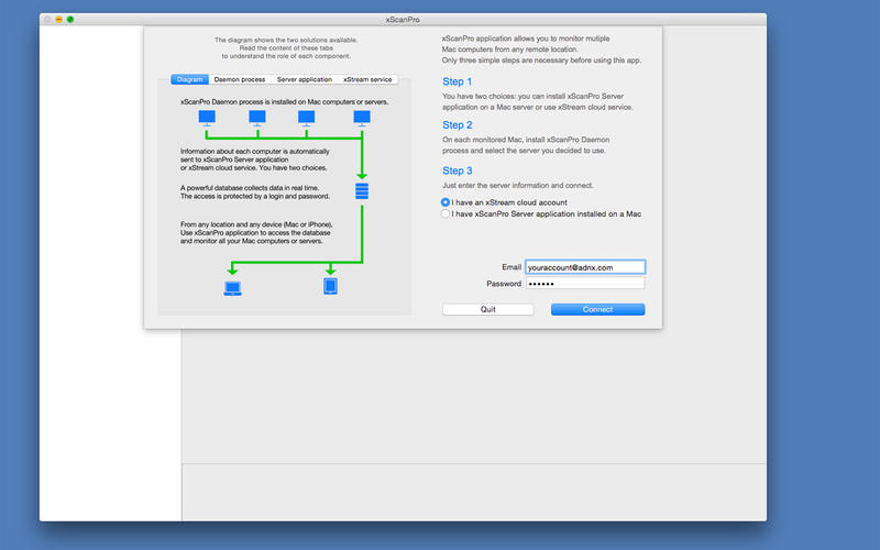 xScanPro Screenshot - 3