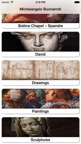 Michelangelo Buonarroti image gallery