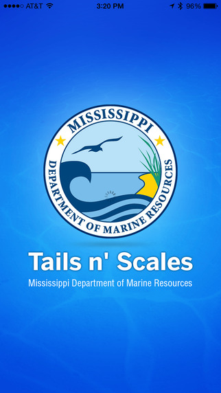 Tails n' Scales Mississippi Department of Marine Resources