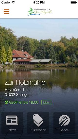 Zur Holzmühle - Springe