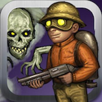 Zombie Dash 3 - Escape the Old Village 遊戲 App LOGO-硬是要APP
