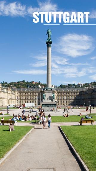 Stuttgart Offline Travel Guide