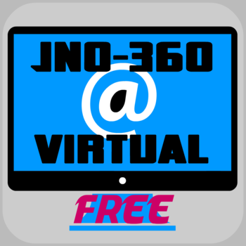 JN0-360 JNCIS-SP Virtual FREE 教育 App LOGO-APP試玩