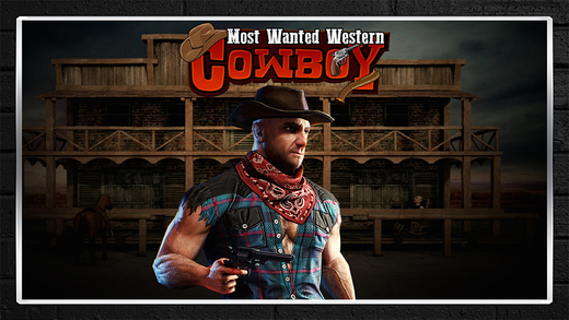 Most Wanted Western Cowboy : High Action Bullet Shootout at Noon Time PRO