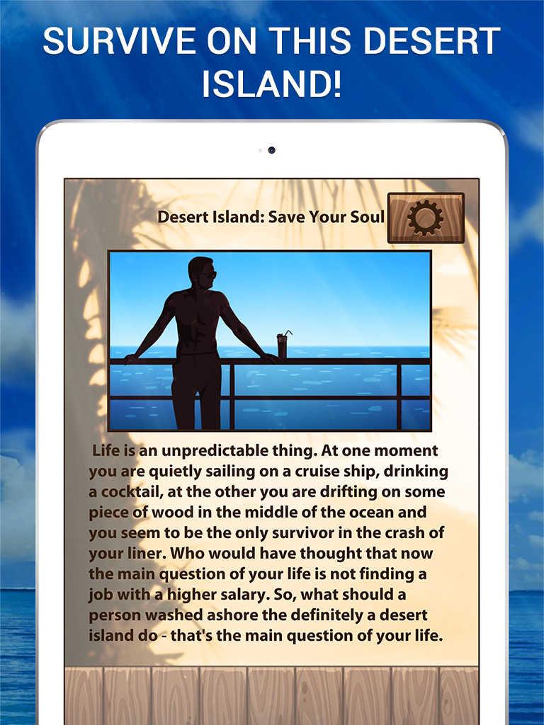 Desert Island Game Questions