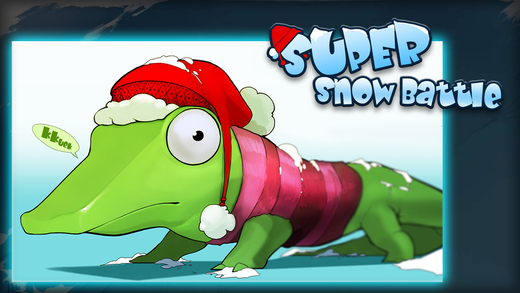 SuperSnowBattle-The Frozen
