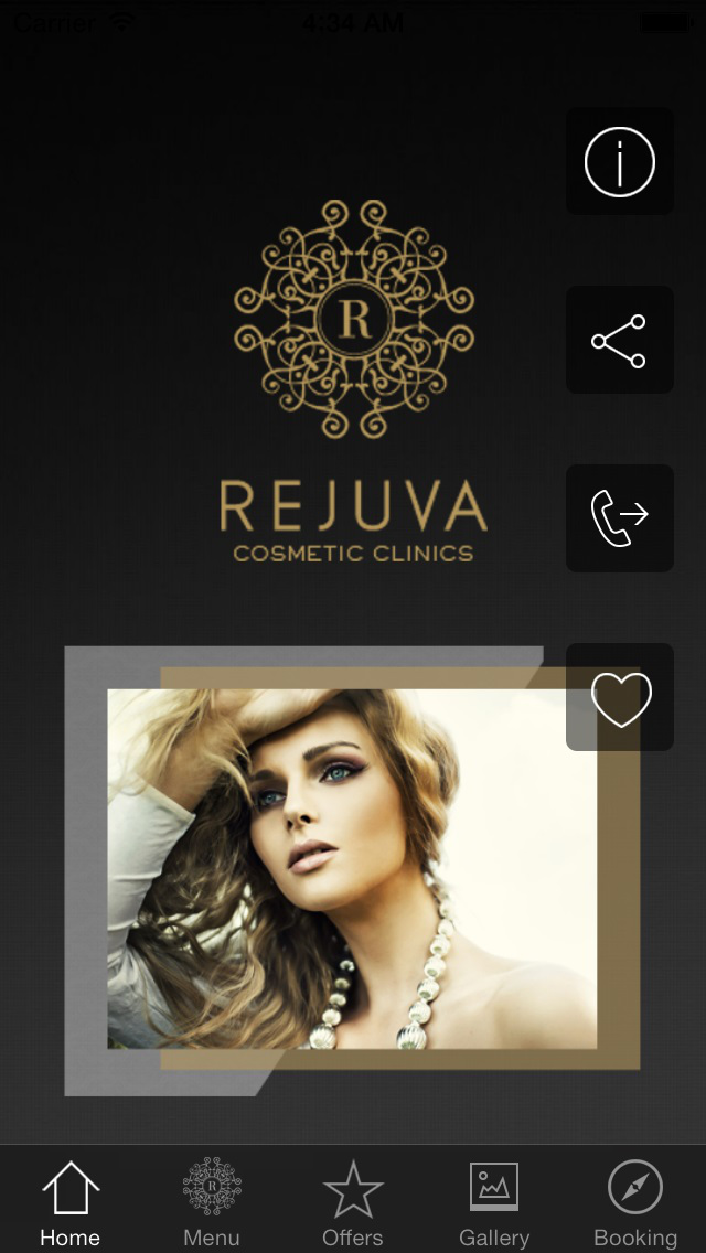 App shopper rejuva cosmetic clinic app lifestyle for Adonia beauty salon