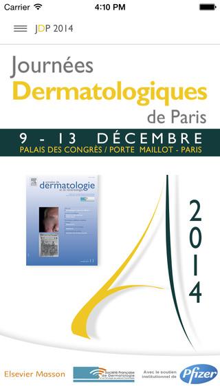 Abstracts des communications des Journées Dermatologique de Paris 2014