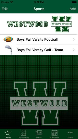Westwood High School 2014