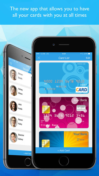 Secure Card Simple your wallet protected virtual card