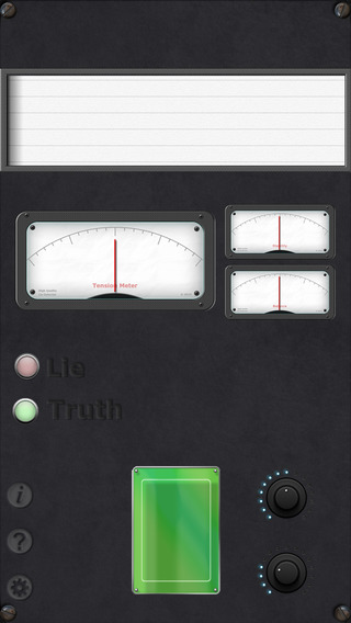 Ultimate Polygraph - BioDigital Lie Detector