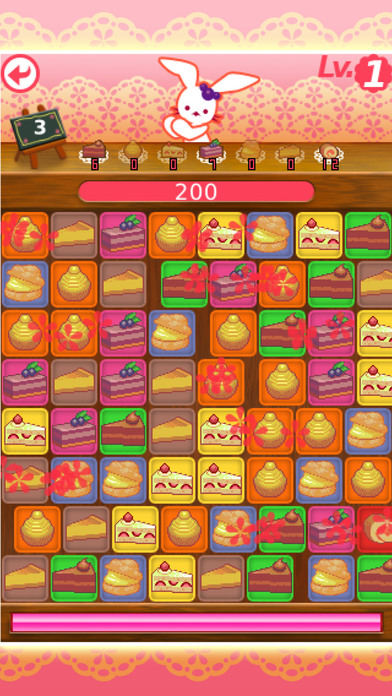 Ruku Imagine:Cake Shop lite iPhone Screenshot 2