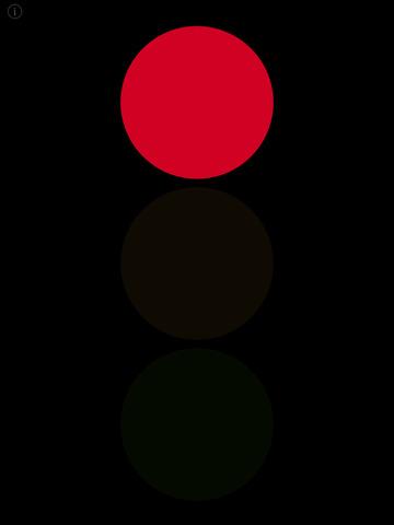 Stoplicht voor iPad