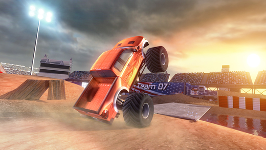 Monster Truck Driving Challenge