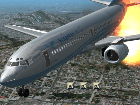 Final Approach - Emergency Landing