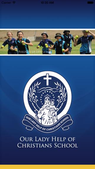 Our Lady Help of Christians School Earlville - Skoolbag