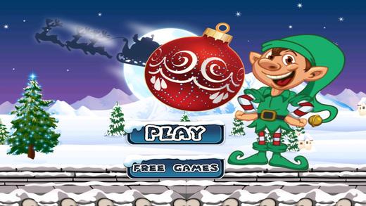 Christmas Elves Bowling Madness - Ornament Ball Shooting Game