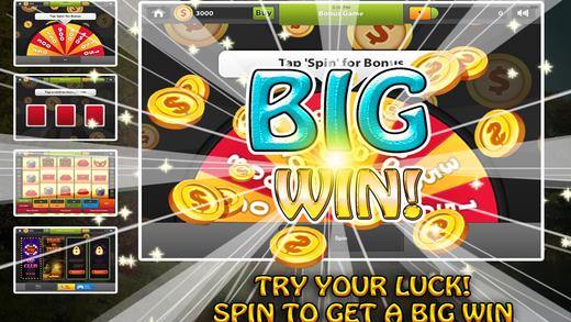 AAA Big Hit High 5 Casino: Win-win Party Slots HD