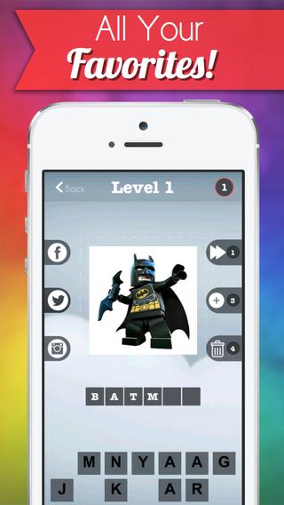 Minifigure Character Quiz - The Ultimate Lego Superhero Edition