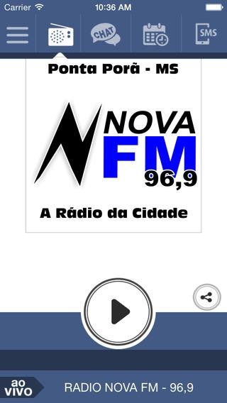 Rádio Nova FM 96 9