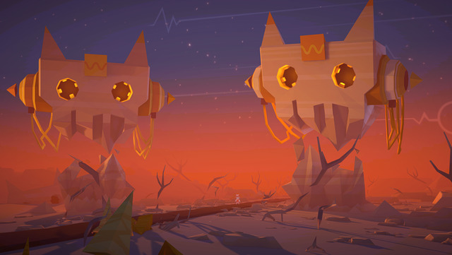 Atmospheric Adventure Poco Eco – The Next Monument Valley? (via @slidetoplay)