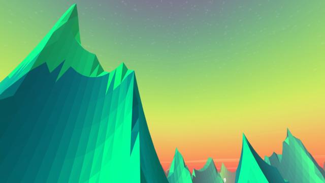 Pioneer Skies 3D Racer Screenshots