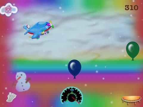 Colors Flight Magical Balloons Game 玩遊戲App免費 玩APPs