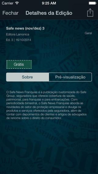 Revista Safe News
