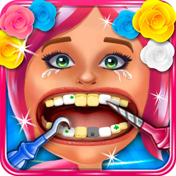 Wedding Salon Dentist - doctor's fashion make-over & little kids teeth make-up 教育 App LOGO-硬是要APP