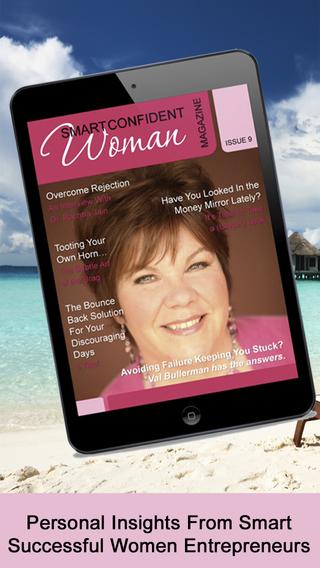 Smart Confident Woman: Personal Development for Women Entrepreneurs