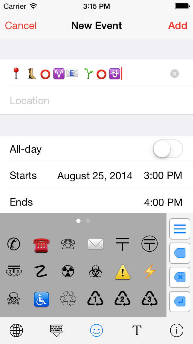 App Shopper Magic Keyboard Emojis Symbols Fonts Custom System